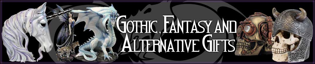 Gothic, Fantasy and Alternative Gifts, Giftware and Collectibles