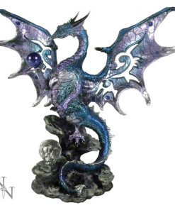 Blue Dragon Protector 20.5cm