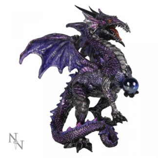 Purple Dragon Protector14.5cm