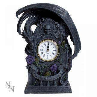 Dragon Beauty Clock (AS) 26cm