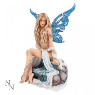 Jewelled Fairy Sapphire 19cm