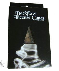Backflow Incense Cones (pack of 20)Sandalwood