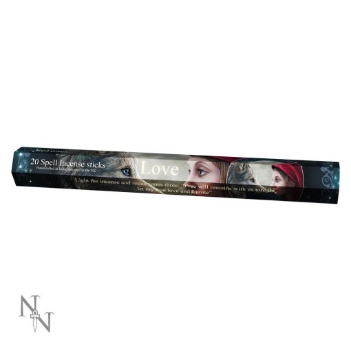 Love Spell Rose Incense Sticks (LP) 24cm