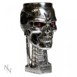 Terminator 2 Head Goblet 17cm