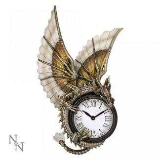 Clockwork Dragon Wall Clock (AS) 25cm