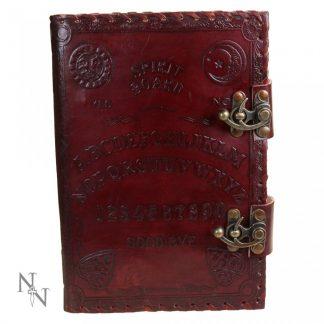 Spirit Board Leather Embossed Journal 25cm
