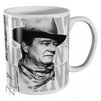 Mug - John Wayne 10cm (JW) (11oz)