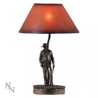 John Wayne Lamp  48cm