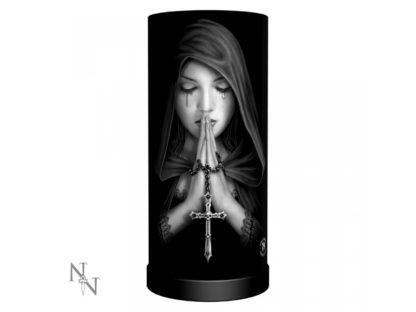 Gothic Prayer Lamp (AS) 27.5cm