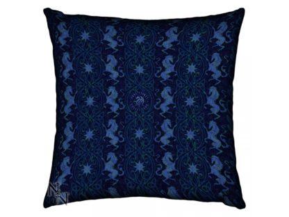 Cushion Silk Finish Blue Moon (AS) 42cm