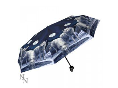 Warriors of Winter Umbrella (LP)