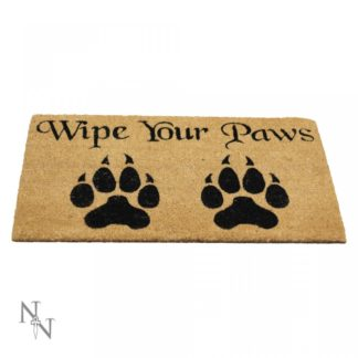 Wipe Your Paws Doormat 45x75cm