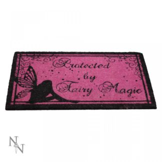 Protected by Fairy Magic Doormat 45x75cm