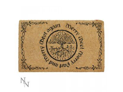 Merry Meet Doormat 45x75cm