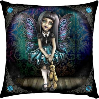 Cushion Little Shadows - Noire 42cm
