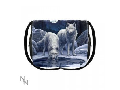Messenger Bag Warriors Of Winter (LP) 40cm