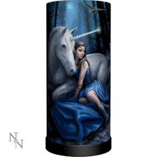 Blue Moon Lamp (AS) 30cm