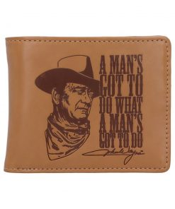 John Wayne Wallet (JW)