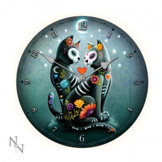 Starry Night Clock 34cm