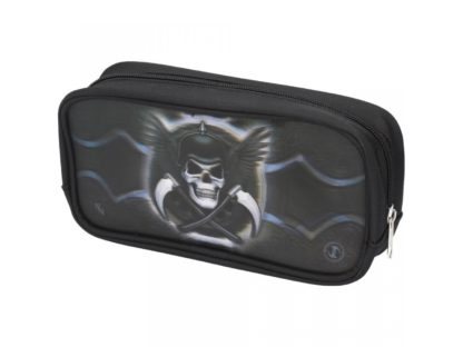 3D Pencil Case Biker (JR) 22.5cm