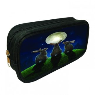 3D Pencil Case Moon Shadows (LP) 22.5cm