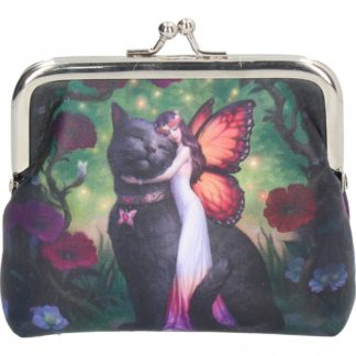Cat and Fairy Coin Purse (JR)