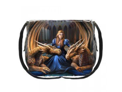 Messenger Bag Fierce Loyalty (AS) 40cm