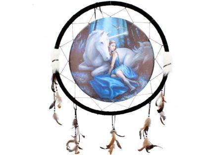 Blue Moon Dreamcatcher (AS) 60cm
