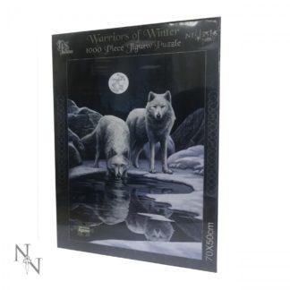 Warriors of Winter Jigsaw (LP) 1000pcs