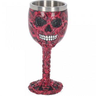 Romance Skull Goblet 18cm