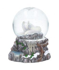 Guardian of the North Snowglobe (LP) 14.5cm