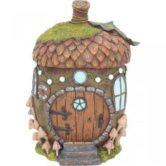 Acorn Fairy House 18.5cm