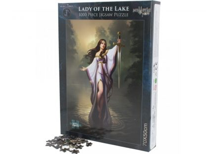 Lady of the Lake Jigsaw (JR) 1000pcs