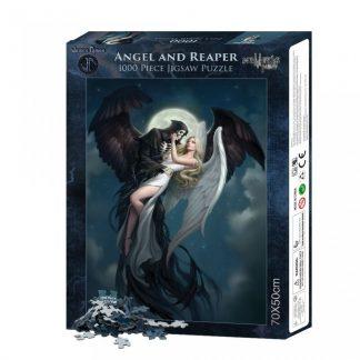 Angel and The Reaper Jigsaw (JR) 1000pcs