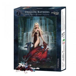 Dragon Bathers Jigsaw (JR) 1000pcs