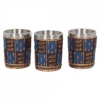 Medieval shot glass(set of 4)