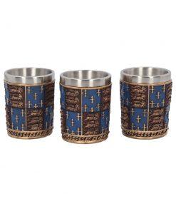 Medieval shot glass(set of 4)