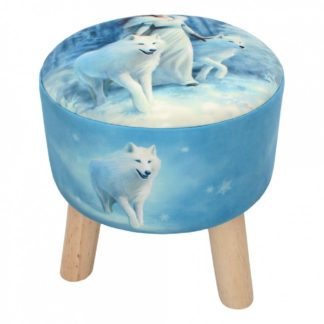 Winter Guardians Stool (AS) 33cm