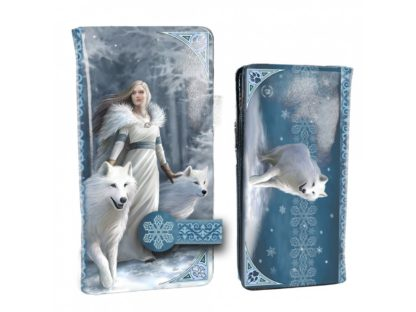 Winter Guardians Embossed Purse (AS) 18.5cm