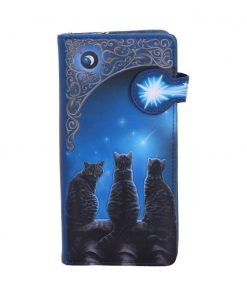 Wish Upon a Star Embossed Purse (LP) 18.5cm