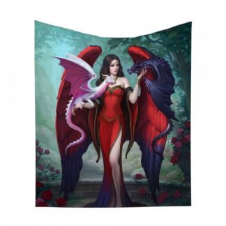 Dragon Mistress Throw (JR) 160cm