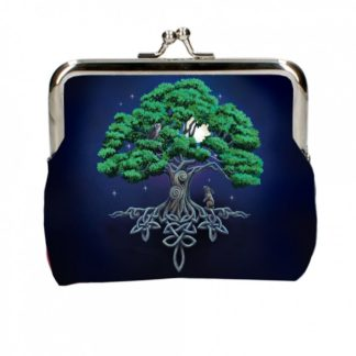 Tree of Life Coin Purse (LP)