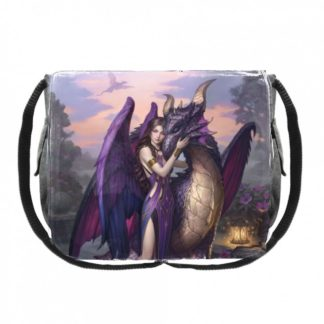 Dragon Sanctuary Messenger Bag (JR) 40cm