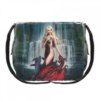 Dragon Bathers Messenger Bag (JR) 40cm