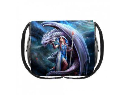 Dragon Mage Messenger Bag (AS) 40cm