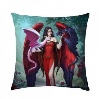 Dragon Mistress Cushion (JR) 40cm