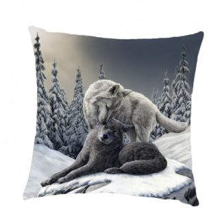 Snow Kisses Cushion (LP) 40cm