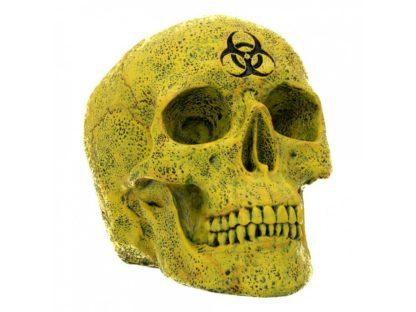 Biohazard Skull 18cm
