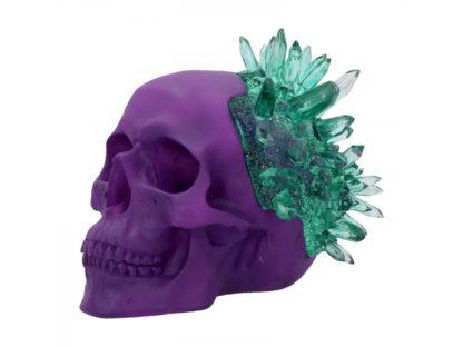 Emerald Crystal Skull 17.6cm