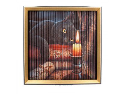 Lisa Parker Cats Kinetic Picture (LP) 43cm